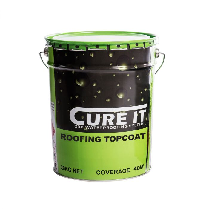 Cure it GRP Roofing Image