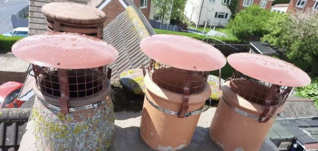 Leaking, damp chimneys and what can be done to stop it